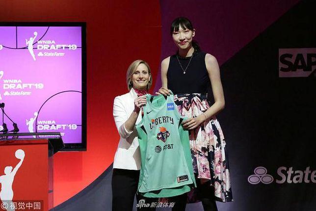 韩旭入选WNBA 这是怎么回事 从WCBA到WNBA经历了什么