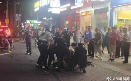 惠州市場砍人事件 這是為何動手 太惡劣了