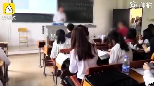 学生答辩论文被扔 这是为何被扔的 原因是什么