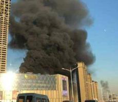 南京金鹰火灾原因 5人被依法刑事拘留 这是怎么致使火灾的